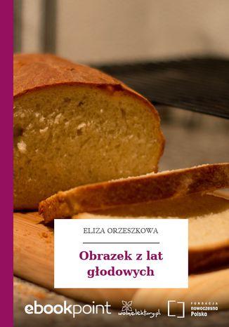 Okładka książki/ebooka Obrazek z lat głodowych