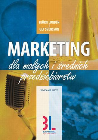 Okładka książki/ebooka Marketing dla małych i średnich przedsiębiorstw