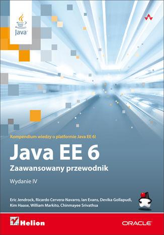Okładka książki/ebooka Java EE 6. Zaawansowany przewodnik. Wydanie IV