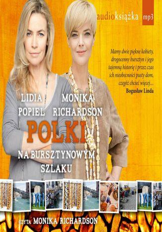 Okładka książki/ebooka Polki na bursztynowym szlaku