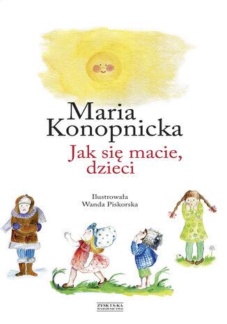 Okładka książki/ebooka Jak się macie, dzieci
