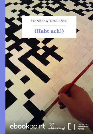 Okładka książki/ebooka (Habt ach!)