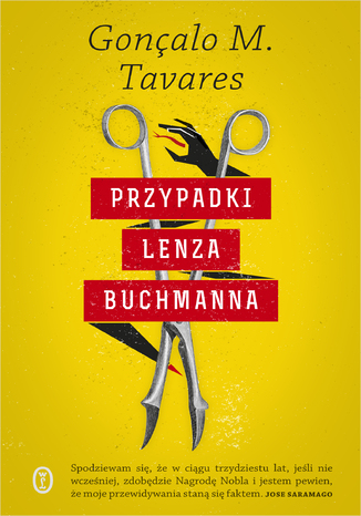 Okładka książki/ebooka Przypadki Lenza Buchmanna