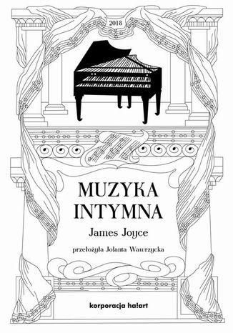Okładka książki/ebooka Muzyka intymna