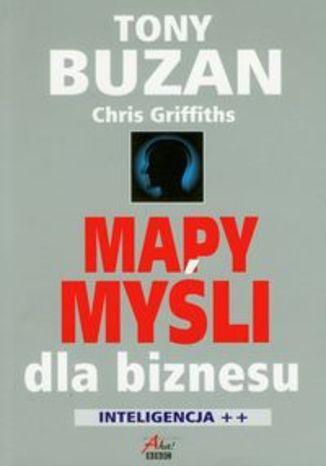 Okładka książki/ebooka Mapy myśli dla biznesu