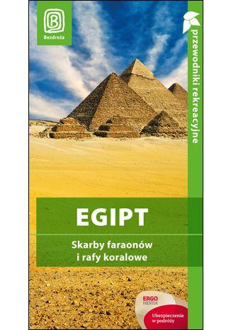 Okładka książki/ebooka Egipt. Skarby faraonów i rafy koralowe. Wydanie 1