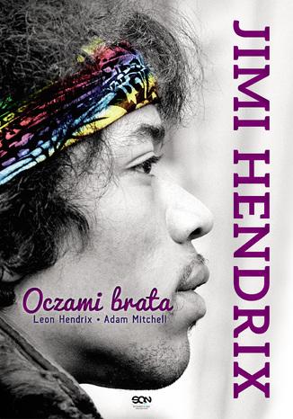 Okładka książki/ebooka Jimi Hendrix. Oczami brata