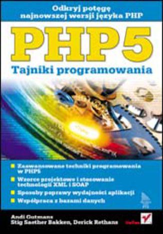 Okładka książki/ebooka PHP5. Tajniki programowania