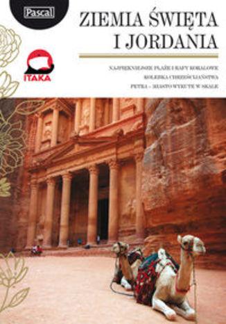 Okładka książki/ebooka Ziemia Święta i Jordania. Przewodnik Pascal Złota Seria