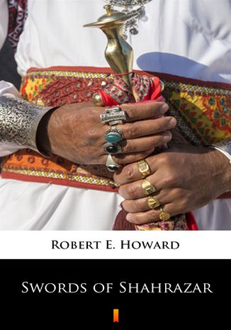 Okładka książki/ebooka Swords of Shahrazar