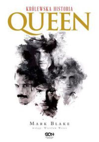 Okładka książki Queen Królewska historia