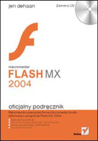 Okładka książki/ebooka Macromedia Flash MX 2004. Oficjalny podręcznik