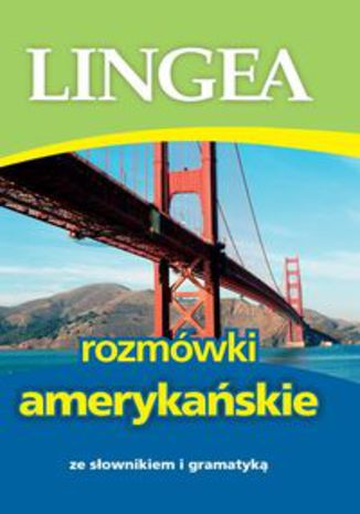 Okładka książki/ebooka Rozmówki amerykańskie