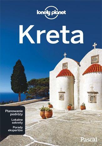 Okładka książki/ebooka Kreta. Przewodnik Lonely Planet po polsku