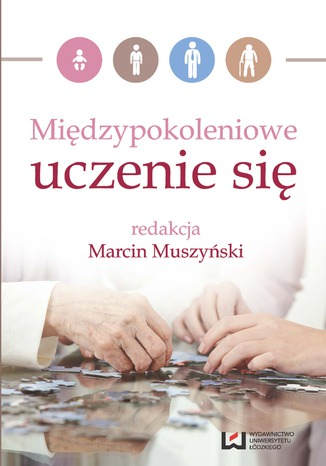 Okładka książki/ebooka Międzypokoleniowe uczenie się