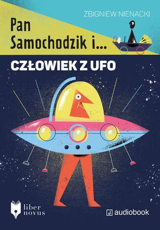 Okładka książki/ebooka Pan Samochodzik i człowiek z UFO