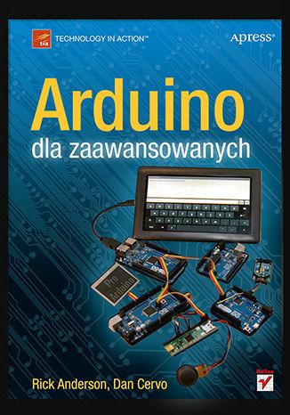 Okładka książki/ebooka Arduino dla zaawansowanych