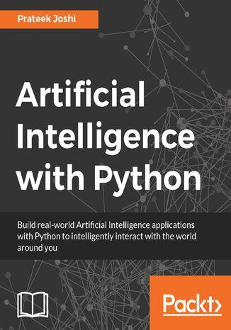 Okładka książki/ebooka Artificial Intelligence with Python