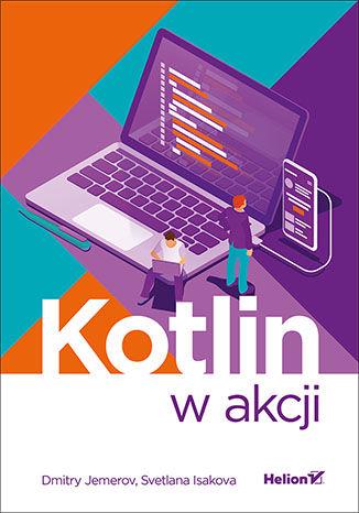 Okładka książki/ebooka Kotlin w akcji