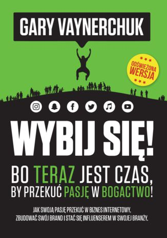 Okładka książki/ebooka Wybij się!