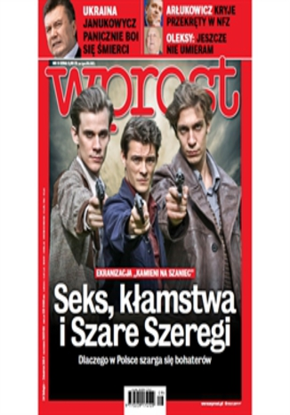 Okładka książki/ebooka AudioWprost, Nr 09 z 24.02.2014
