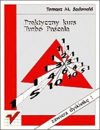 Okładka książki/ebooka Praktyczny kurs Turbo Pascala