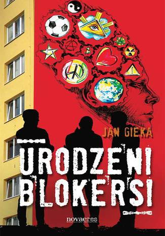 Okładka książki/ebooka Urodzeni blokersi