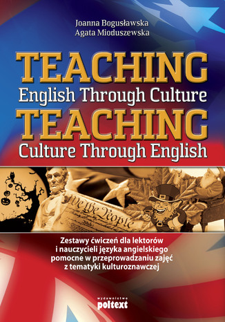 Okładka książki/ebooka Teaching English Through Culture