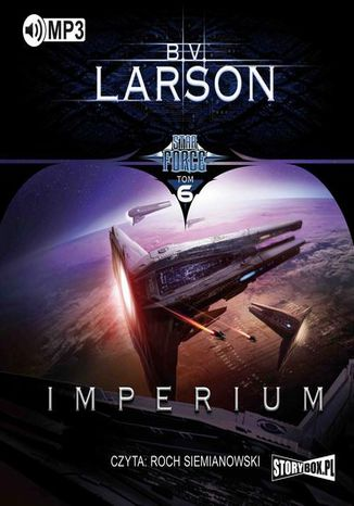 Okładka książki/ebooka Star Force. Tom 6. Imperium