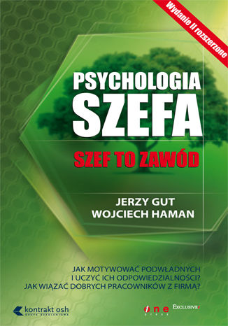 Okładka książki Psychologia szefa. Wydanie II