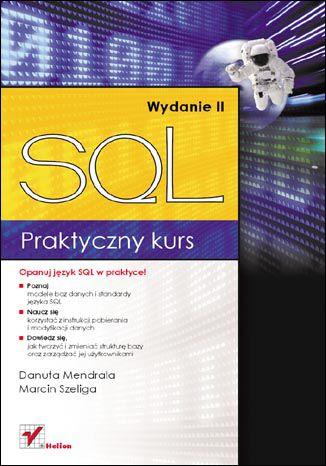 Okładka książki/ebooka Praktyczny kurs SQL. Wydanie II