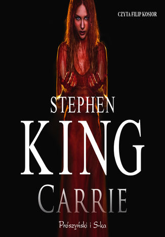 Okładka książki/ebooka Carrie