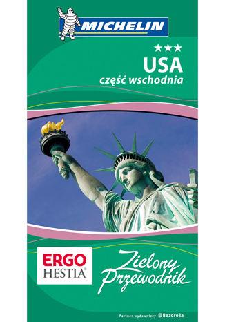 Okładka książki/ebooka USA część wschodnia. Wydanie 1