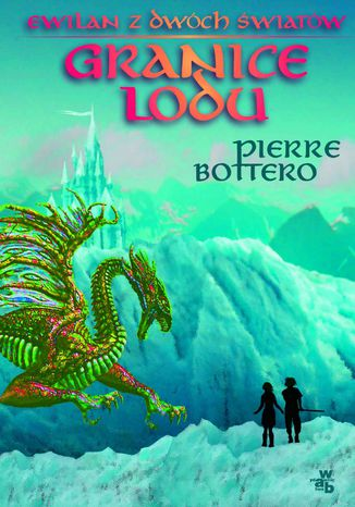 Okładka książki/ebooka Granice lodu