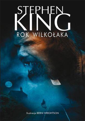 Okładka książki/ebooka Rok Wilkołaka