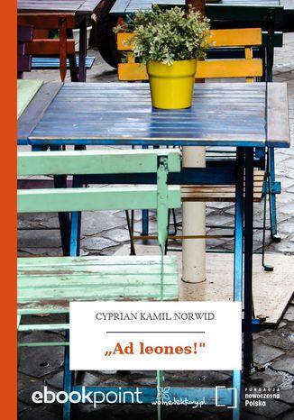 Okładka książki/ebooka Ad leones!