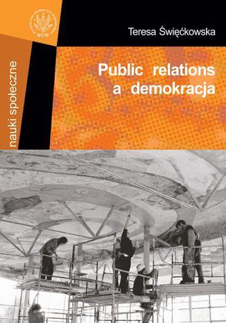 Okładka książki/ebooka Public relations a demokracja
