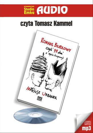 Okładka książki/ebooka Romans biurkowy czyli 99 dni z życia korporacji