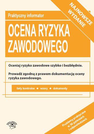 Okładka książki/ebooka Ocena ryzyka zawodowego 2015