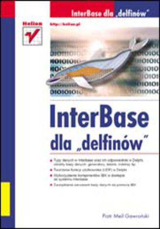 Okładka książki InterBase dla delfinów