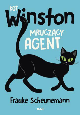 Okładka książki/ebooka Kot Winston. Mruczący agent
