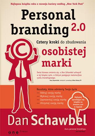 Okładka książki/ebooka Personal branding 2.0. Cztery kroki do zbudowania osobistej marki