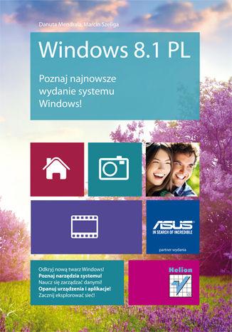 Okładka książki/ebooka Windows 8.1 PL