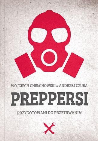 Okładka książki/ebooka Preppersi
