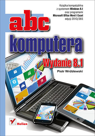 Okładka książki/ebooka ABC komputera. Wydanie 8.1
