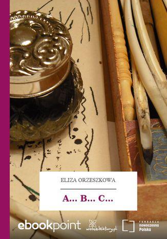 Okładka książki/ebooka A... B... C