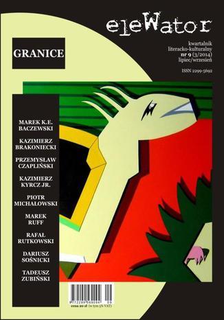 Okładka książki/ebooka eleWator 9 (3/2014) - Granice