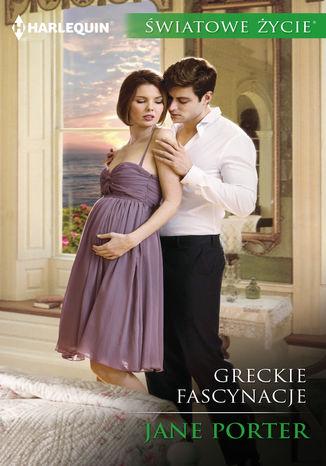 Okładka książki/ebooka Greckie fascynacje