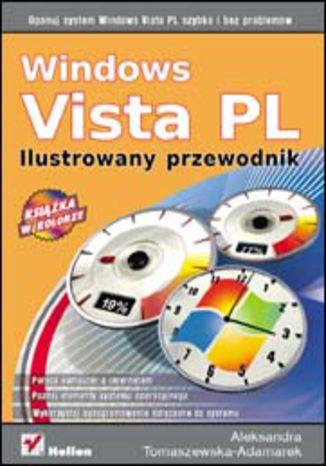 Okładka książki/ebooka Windows Vista PL. Ilustrowany przewodnik