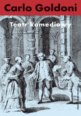 Okładka książki/ebooka Teatr komediowy